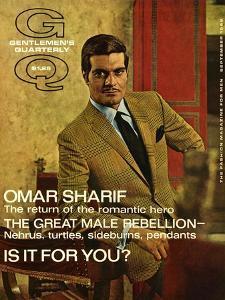 GQ Cover - September 1968 by Zachary Freyman