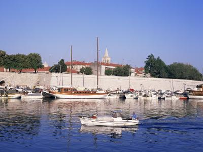 Zadar, Dalmatian Coast, Croatia-Charles Bowman-Photographic Print