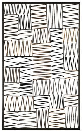 Zag Wire Work Wall Panel