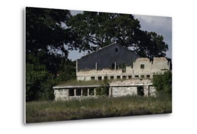 Abandoned Farm Building, Stepnica, Poland, July 2014