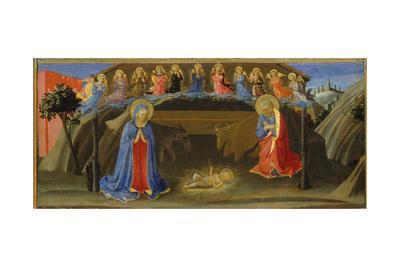 The Nativity, c.1433-34
