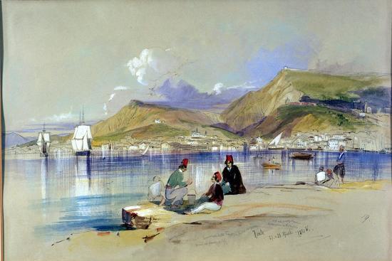 Zante, 1848-Edward Lear-Giclee Print