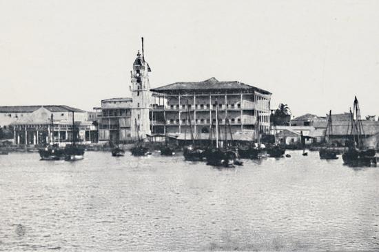 'Zanzibar', 1924-Unknown-Photographic Print