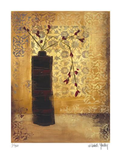 Zanzibar Vase I-Elizabeth Yardley-Giclee Print