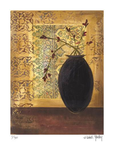Zanzibar Vase II-Elizabeth Yardley-Giclee Print