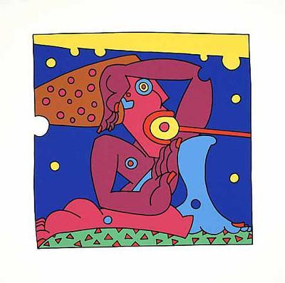 Zauberstab, 2001-Oliver Loetz-Giclee Print