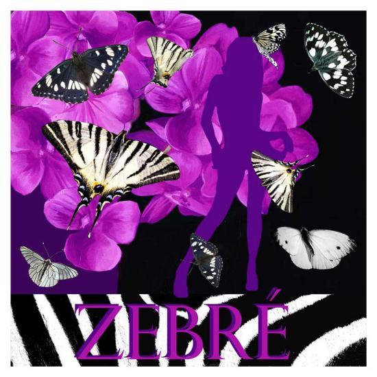 Zebré--Art Print