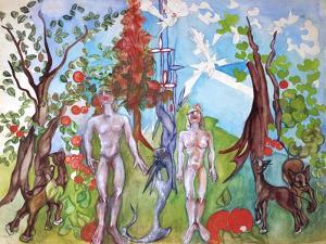 Adam and Eve by Zelda Fitzgerald