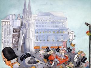 Fifth Avenue by Zelda Fitzgerald