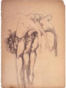 Three Ballerinas by Zelda Fitzgerald