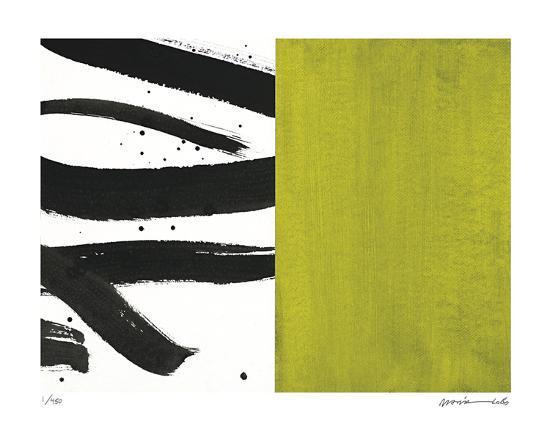 Zen Bamboo-Maria Lobo-Giclee Print