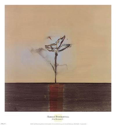 Zen Blossom II-Sarah Stockstill-Art Print
