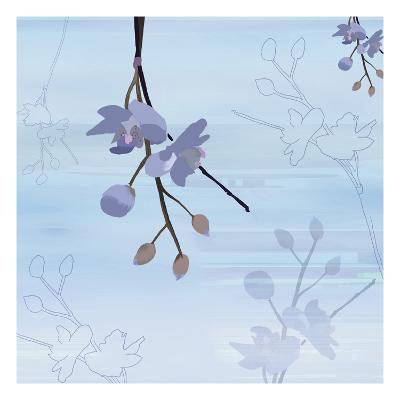 Zen Blossoms 4-Kate Knight-Premium Giclee Print