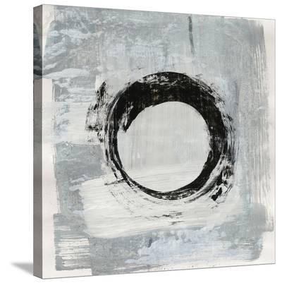 Zen Circle I Crop-Melissa Averinos-Stretched Canvas Print
