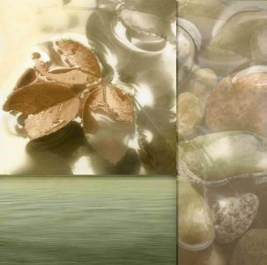 Zen Elements I-Donna Geissler-Art Print