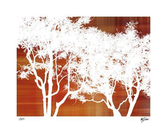 Zen Forest II-Mj Lew-Giclee Print