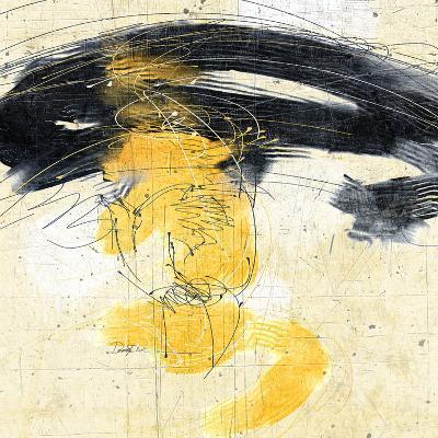 Zen in Yellow II--Art Print