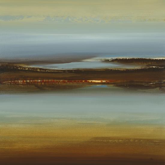 Zen Land-Lisa Ridgers-Art Print