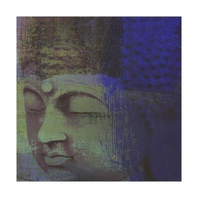 Zen Modern II-Ricki Mountain-Art Print