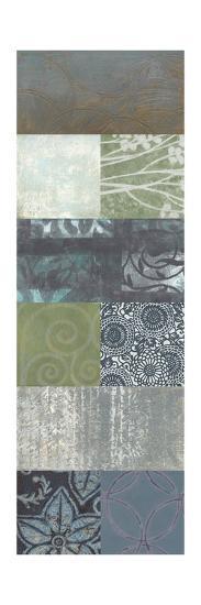 Zen Panel II--Art Print