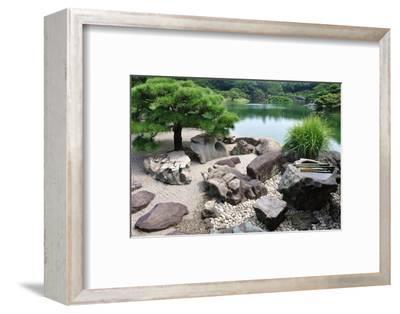 Zen-Paskee-Framed Photographic Print