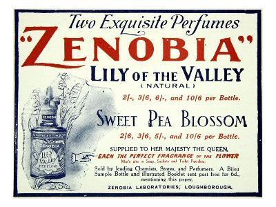Zenobia Perfumes--Giclee Print