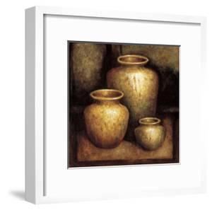 Ancient Treasures by Zenon Burdy
