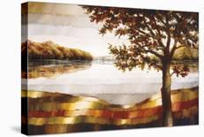 Preria-Zenon Burdy-Stretched Canvas