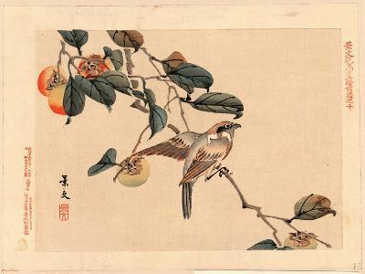 Zenpen No Ju-Matsumura Keibun-Giclee Print