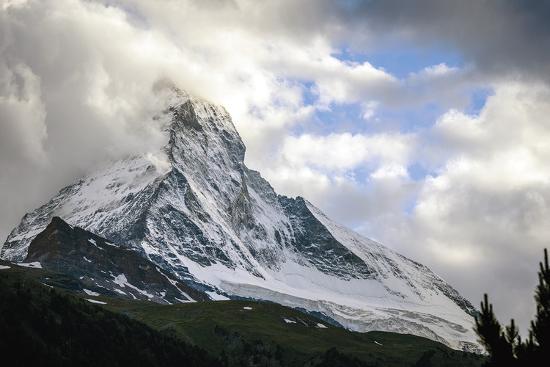Zermatt, Switzerland-Berthold Dieckfoss-Giclee Print