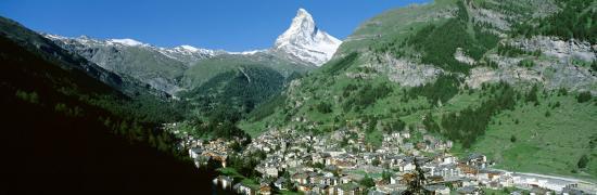 Zermatt, Switzerland--Photographic Print
