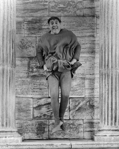 Zero Mostel - A Funny Thing Happened on the Way to the Forum--Photo