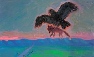 Achievement with Condor by Zhang Yong Xu