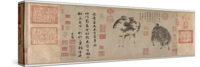 Sheep and Goat, Yuan Dynasty, C.1300