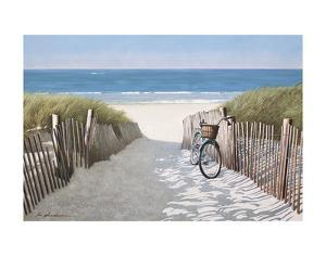 A Ride to the Beach by Zhen-Huan Lu