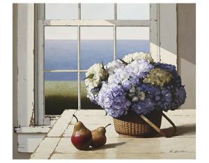 Flower Basket by Zhen-Huan Lu