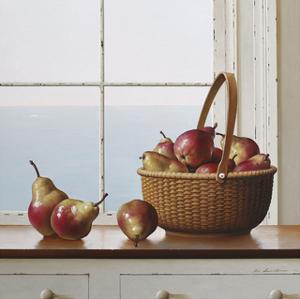 Fruit Basket by Zhen-Huan Lu