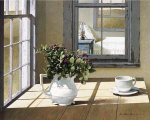 Morning Coffee by Zhen-Huan Lu