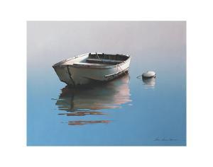 Morning Reflection by Zhen-Huan Lu