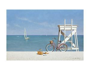 Ocean Ride by Zhen-Huan Lu
