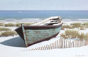 Shoreline Respite by Zhen-Huan Lu