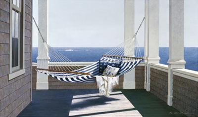 Striped Hammock by Zhen-Huan Lu