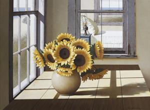 Sunflowers by Zhen-Huan Lu