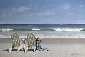 Tide Watching by Zhen-Huan Lu