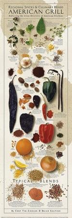 Regional Spices - American Grill by Ziegler/Keating