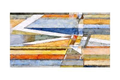 Zigzag #1-clivewa-Art Print