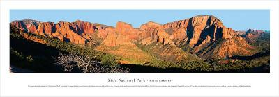 Zion National Park, Kolob Canyons-James Blakeway-Art Print