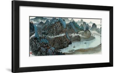 Poetic Li River No. 21