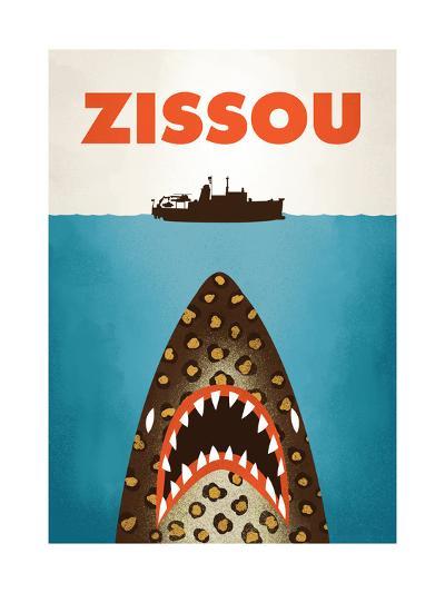 Zissou-Chris Wharton-Art Print