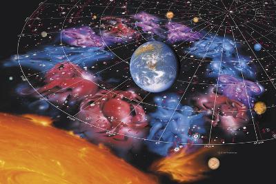 Zodiac Signs-Detlev Van Ravenswaay-Photographic Print